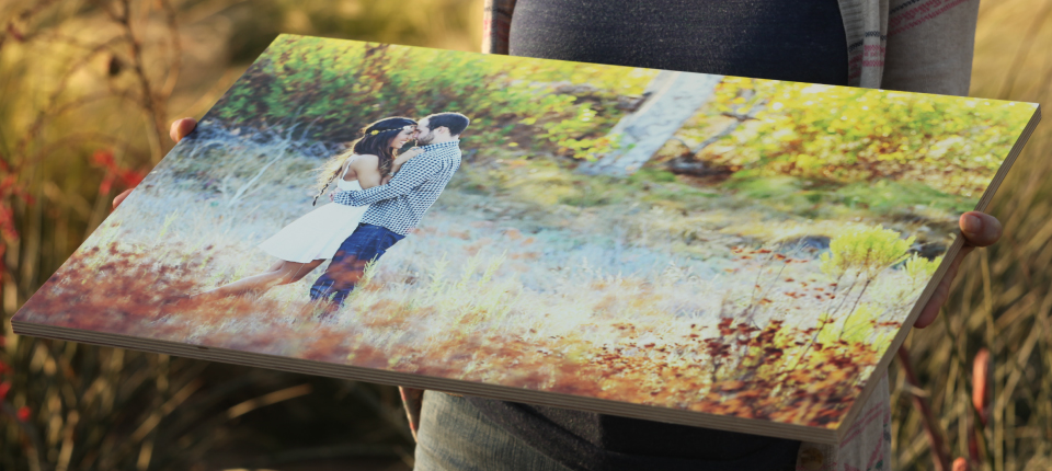 Photo Printing on Wood Summer Special