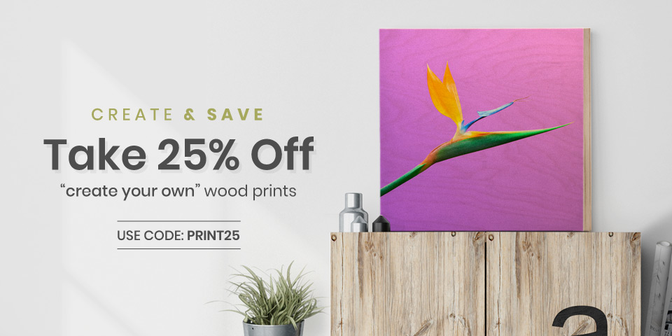 Create your own prints & save