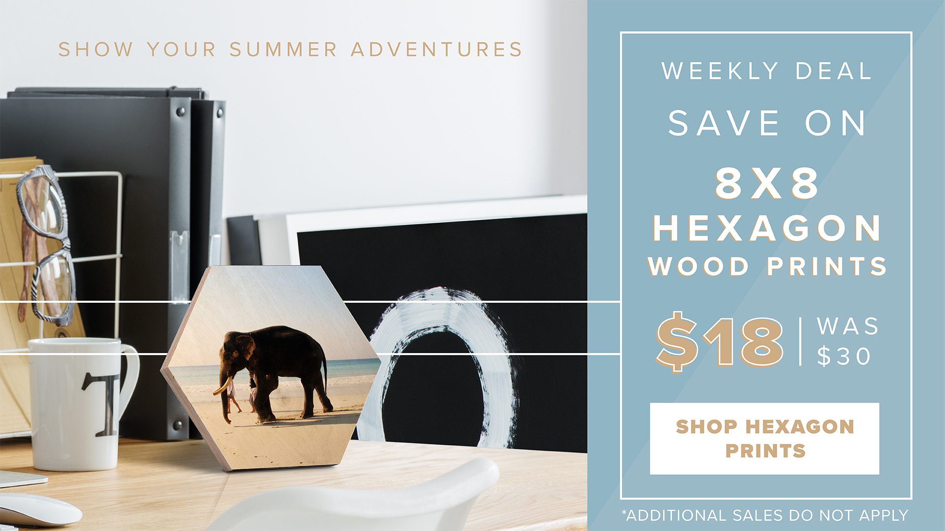 Prints on wood maple photo block unique custom birthday gift