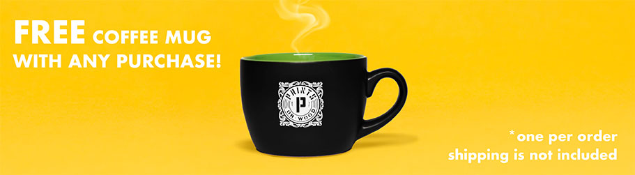 prints on wood coffee mug